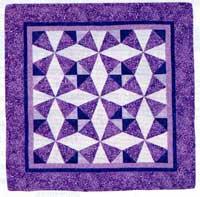 kaleidoscope quilt pattern instructions