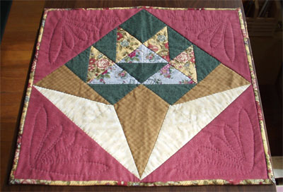 Quilt for Nancy