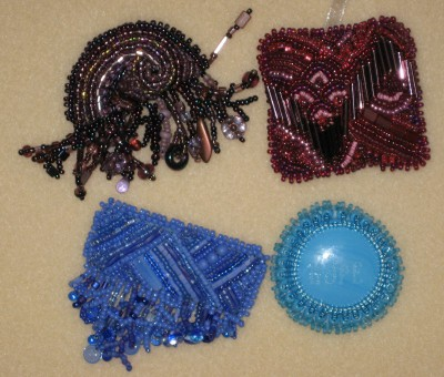 other beaded objects